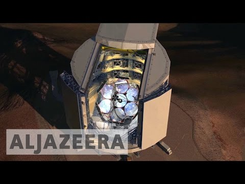 Chile builds new hub for world's largest telescope