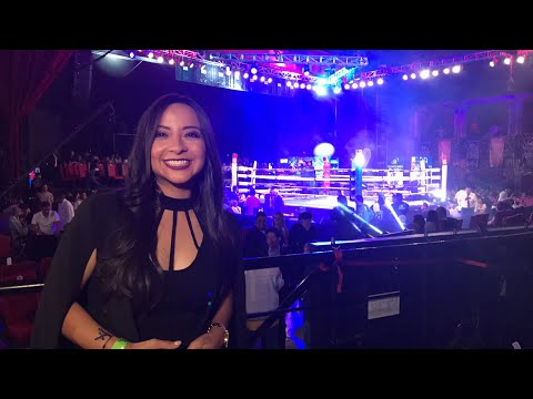 Boxing live in Mexico