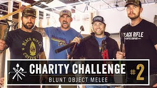 Charity Challenge - Melee Throwing