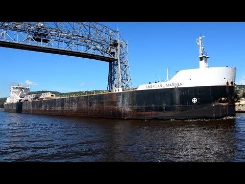 AMERICAN MARINER Twin Ports Departure