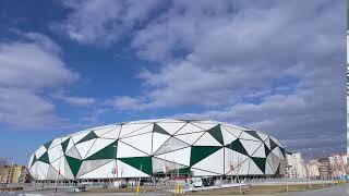 Konya Büyükşehir Belediyesi Stadyumu / timelaps