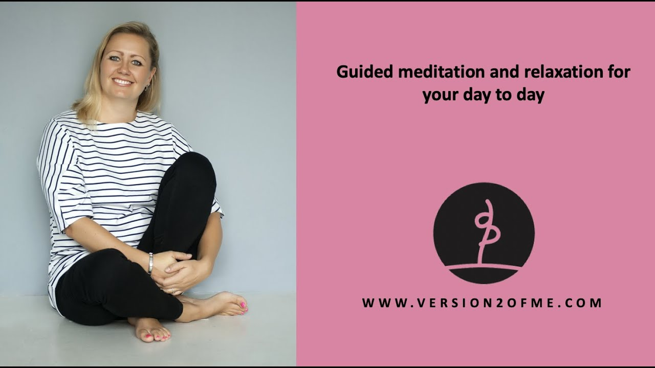 Guided relaxation | calming the mind and body 1