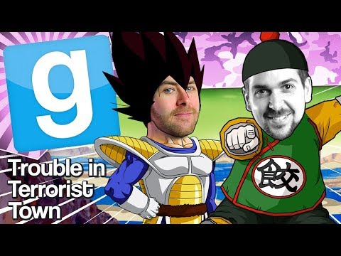 DRAGON BALL Z | Gmod TTT