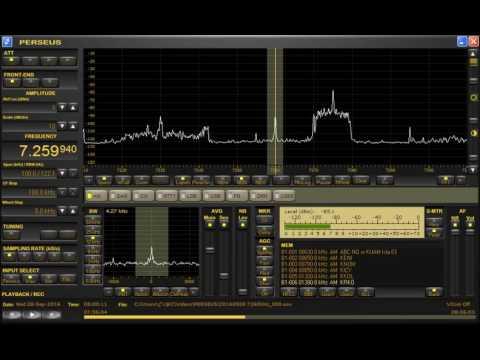 7260kHz Radio Vanuatu. Received in JAPAN