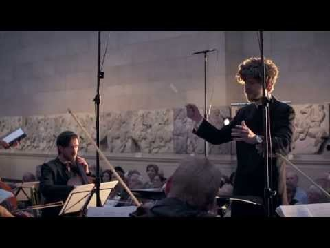 Panathenaia: live performance of a cantata in the Parthenon Gallery