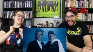 Doctor Who TWICE UPON A TIME - Christmas Special 2017 Trailer Reaction / Review