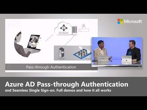 Azure AD Pass-through Authentication and Seamless Single Sign-on