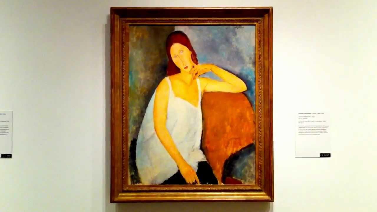 Jeanne Modigliani: Jeanne Hébuterne [ 1919 ]