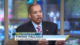 Juan Williams Responds to NPR Firing
