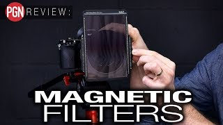 H&Y Magnetic Filter Holder - this is the future!