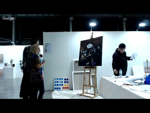 The Other Art Fair Sydney Artist Studio - Live - Thursday 22 March