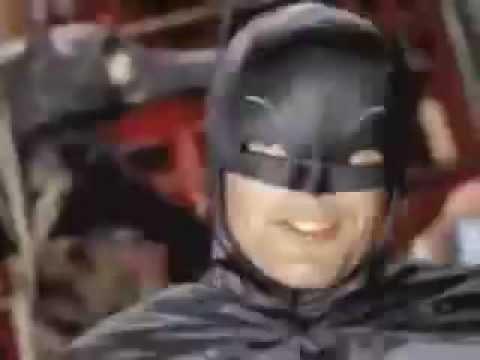 Batman is Drunk lol
