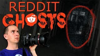 Scariest Real Ghost Evidence Found on Reddit
