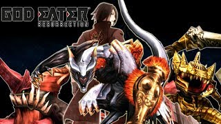 God Eater: Resurrection Part 11: Next Level!