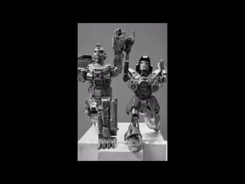 leckék a robotok kereskedelméről