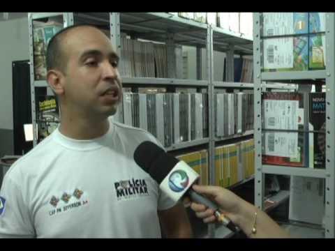 Colégio Militar Tiradentes recebe aproximadamente 3000 livros de escolas de Confresa e região