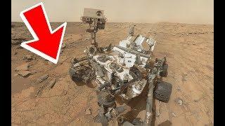 NASA виявило життя на Марсі Новини сьогодні