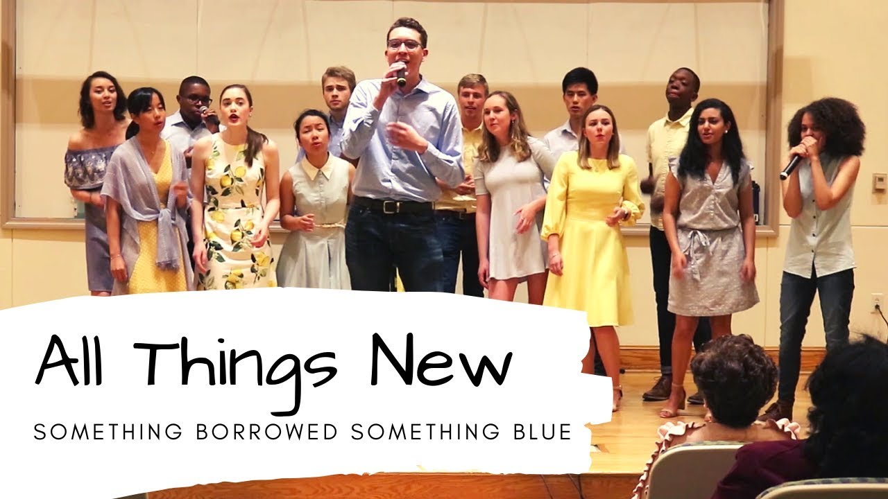 All Things New - SBSB Spring Concert '19