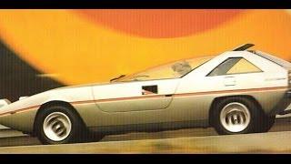 #2257. Alfa-romeo alfasud caimano 1971 (Prototype Car)