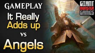 It Really Adds Up -vs- Angels - MTGO Gameplay #02 thumbnail