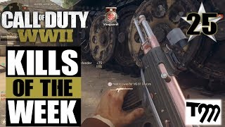 Call of Duty WW2 - TOP 10 KILLS OF THE WEEK #25