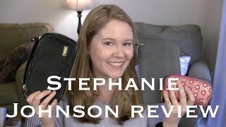 Review: Stephanie Johnson Travel Cases