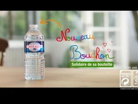 Vidéo Pub TV Cristaline - Voix Off: Marilyn HERAUD