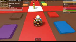 roblox teamwork obby 2p glitched in 1:14 (WR)