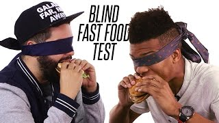 Co-Workers Do A Blind Fast Food Test