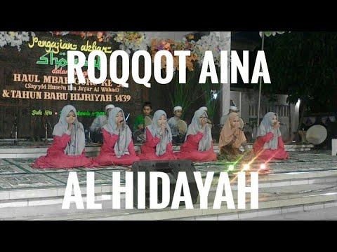 Roqot aina -Al Hidayah HD Audio festifal al banjari mbah guru juara 1
