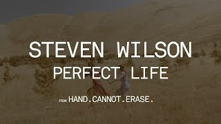 Steven Wilson - Perfect Life (from Hand. Cannot. Erase.)