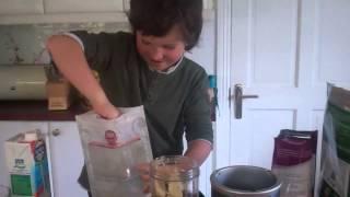 Nutribullet Recipes For Kids - Joe's Kale And Banana Super Smoothie (joeshealthykids.com)