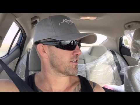 Jason Harris Vlog 3 From Jeddah
