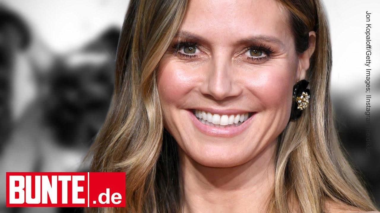 Heidi Klum - Schnipp, schnapp, Haare ab? Ehemann Tom muss