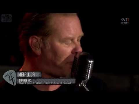 Metallica - Damage Inc. (Live, Gothenburg July 3. 2011) [HD]