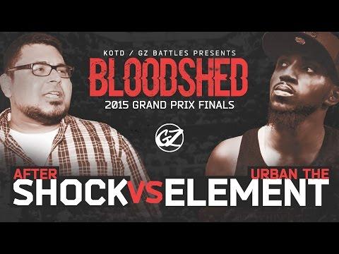 KOTD - #GZGPFINAL - Aftershock vs Urban the Element | #GZ