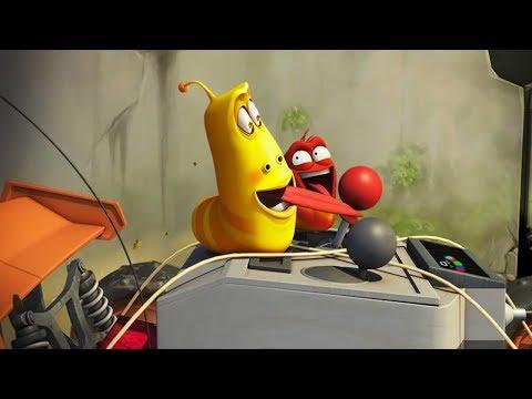 LARVA - TOY CAR | Cartoons For Children | Larva Full Movie | Larva Cartoon | LARVA Official