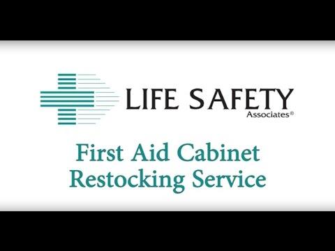 Life Safety Restocking