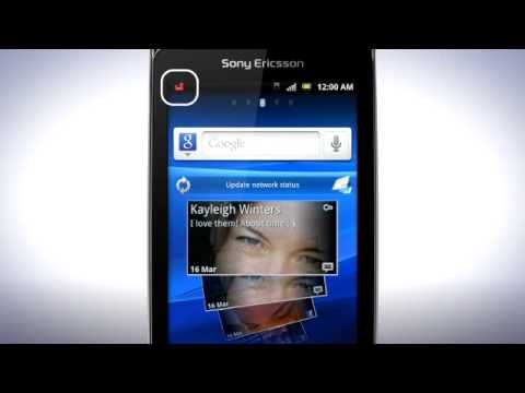 Xperia™ PLAY - Calling and contacts
