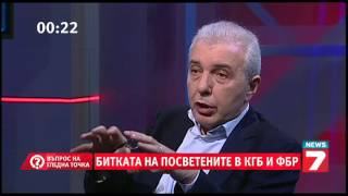 Въпрос на гледна точка - Битката на посветените в КГБ и ФБР