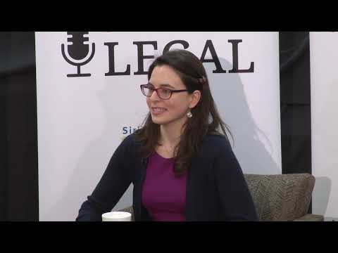 Stanford Legal on Sirius XM Radio - Artificial Intelligence and the Administrative State