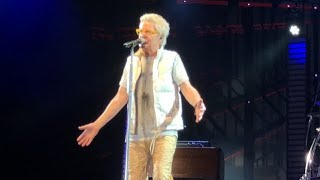 REO Speedwagon: Can't Fight This Feeling - 3/7/20 - Orlando, FL (Mardi Gras) Front Row