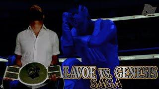 Lavoe/Gensis Saga Continues....