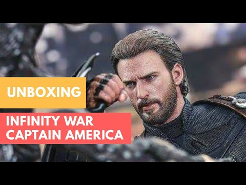 (English)  HOT TOYS MMS481 Avenger 3 Infinity War Captain America