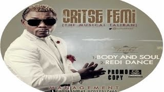 Oritse Femi - Redi Dance (OFFICIAL AUDIO)