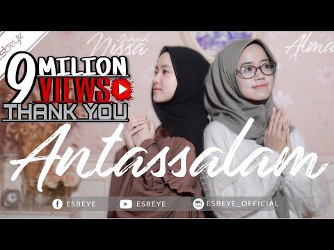 Download  ANTASSALAM cover ALMA feat NISSA SABYAN Gratis, download lagu terbaru