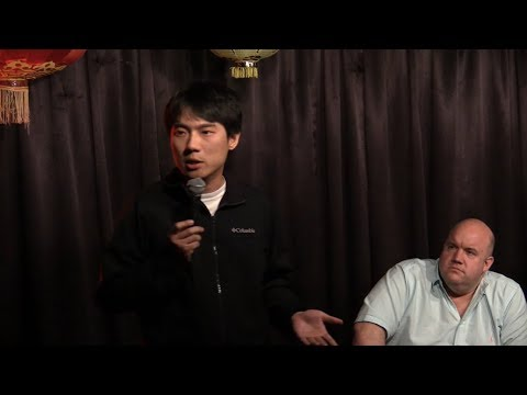 Feng Chao Chinese Comic Destroys at the comedy store