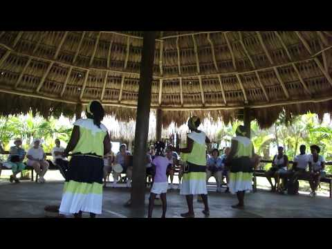 Garifuna People of Isla Roatan, Honduras * Traditional Music and Dance