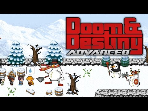 Doom and Destiny Advanced - Launch Trailer