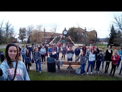 Indiana University Southeast | College Campus Open Air Preaching | Kerrigan Skelly